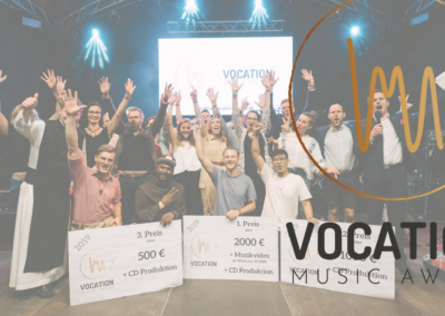 Vocation Music Award